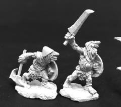 Cave Goblin Warriors