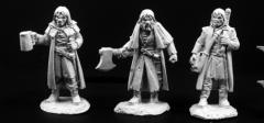 Townsfolk of Dreadmere - Mercenaries