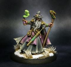 Kelainen Darkmantle - Wizard