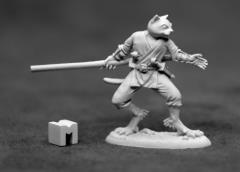 Swiftpaw - Catfolk Monk
