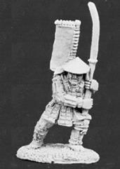 Ashigaru Naginata