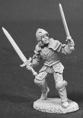 Heavy Armored Knights w/Sword & Shield