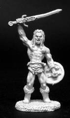 Barbarians w/Swords & Shields