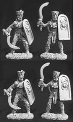 Mummy Tomb Guardians