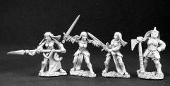 Battle Nuns & Mother Superior