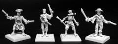 Skeletal Crewman - Grunts