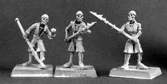 Skeletal Harpooners - Grunts