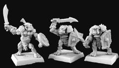 Lesser Orc Warriors - Grunts
