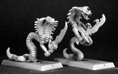 Negendra Venomspitters - Adepts