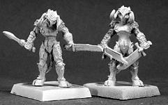 Warrior Demons - Adepts