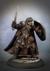Baran Blacktree - Veteran Warrior