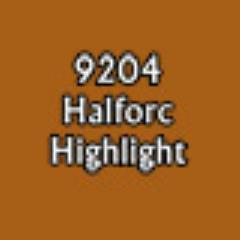 Half-Orc Highlight