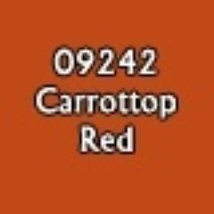 Carrot Top Red