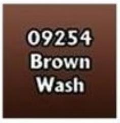 Brown Wash