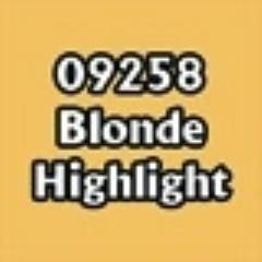 Blond Hightlight