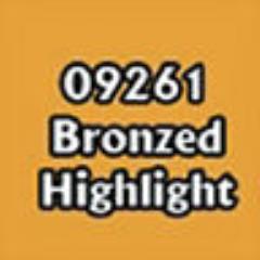Bronzed Highlight
