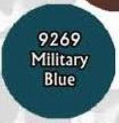 Military Blue