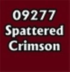 Spattered Crimson