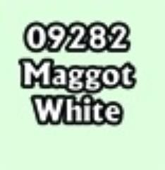 Maggot White