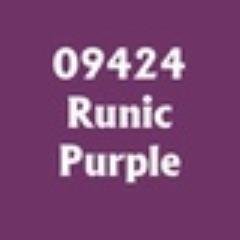 Runic Purple