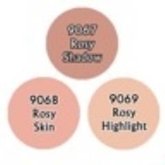Rosy Skintones
