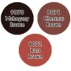 Red-Browns