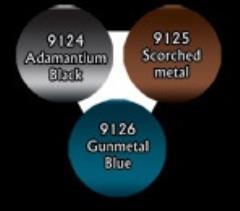 Colored Metallics #3