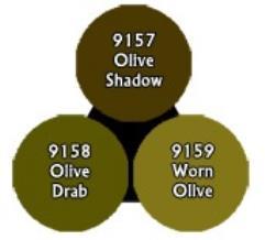 Olive Drabs