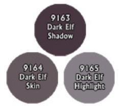 Dark Elf Skins