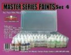 Master Series Paint Set #4 (09115-09216 w/Caddy)