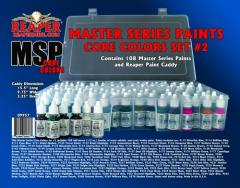 Master Series Paint Core Colors Set #2 (09115-09270)