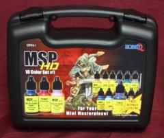 Master Series High Density Paint Set #1 (29801 -29818 & 29837 w/Caddy)