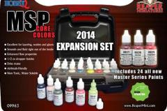 Master Series Paint - Core Colors 2014 Expansion Set