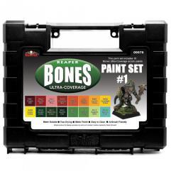 Bones Ultra-Coverage Paint Set #1