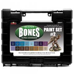 Bones Ultra-Coverage Paint Set #2