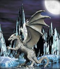 Deathsleet - The Frost Dragon