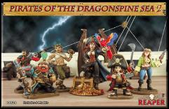 Pirates of the Dragonspine Sea #2