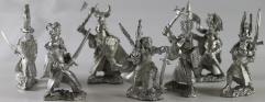 Heraldic Knights #1