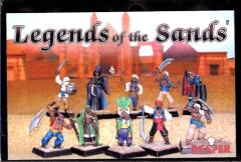 Legends of the Sands - Arabian Heroes