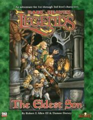 Dark Heaven Legends - The Eldest Son
