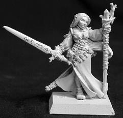 Lysette - Sorceress