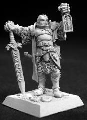 Marcus Gideon - Hero