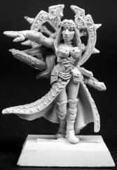 Dark Elf Queen Warrior of Taltos