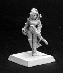 Caerwynn - Female Elven Archer