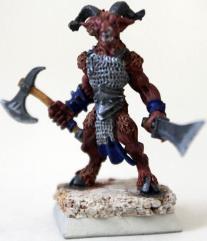 Urga - Beastman Boghul #1