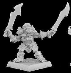 Gangorak - Lesser Orc Reven Hero