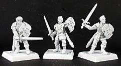 Ivy Crown Skirmishers - Crusader Grunts