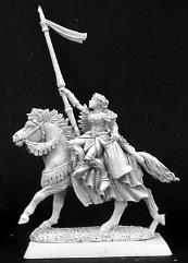 Lady Devonna - Mounted Crusader Mage