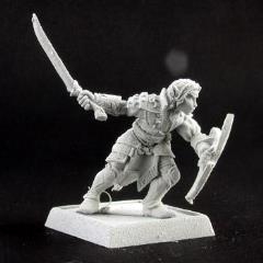 Meridh - Vale Sergeant