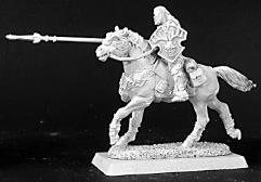 Herne Lancer - Mounted Crusader Sergeant